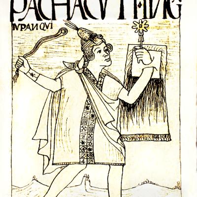 Pachacutec Inca Yupanqui