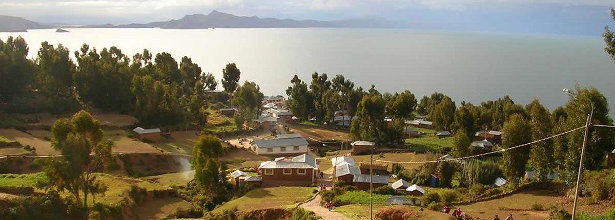 Amantaní Titicaca