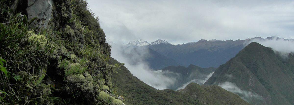 Peru camino inca