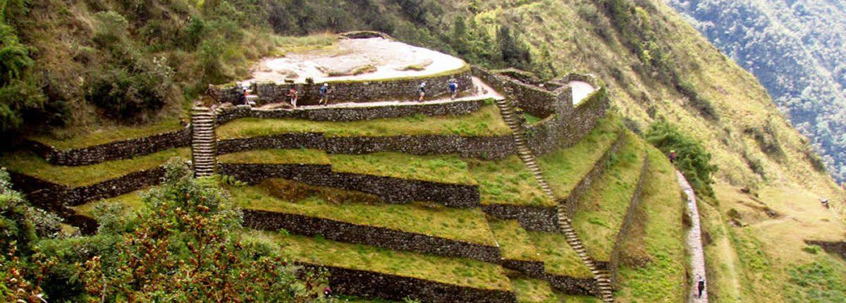 Phuyupatamarca camino inca Peru