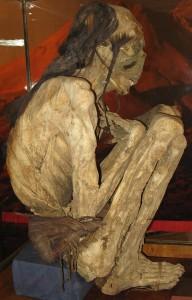 Atacama Mumie