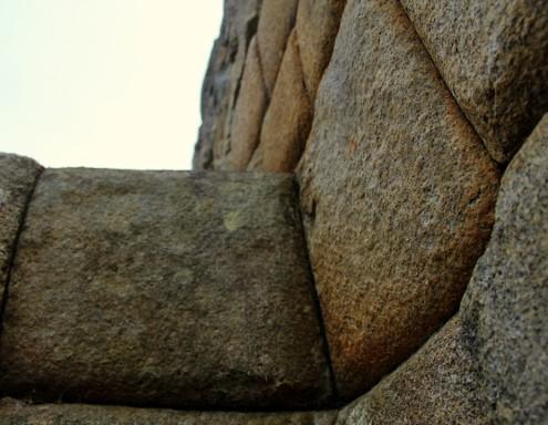 Machu Picchu seamless walls