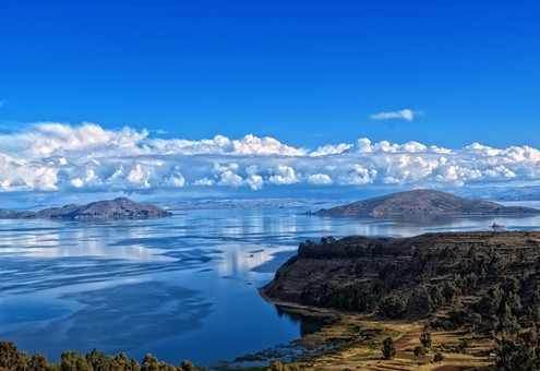 Photoseries Titicaca Lake