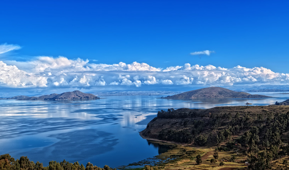 Lake Titicaca - Fascinating landscape