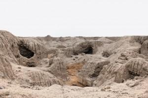 El Niño der zerstörer von Chan Chan