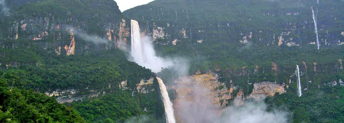 Catarata Gocta Chachapoyas