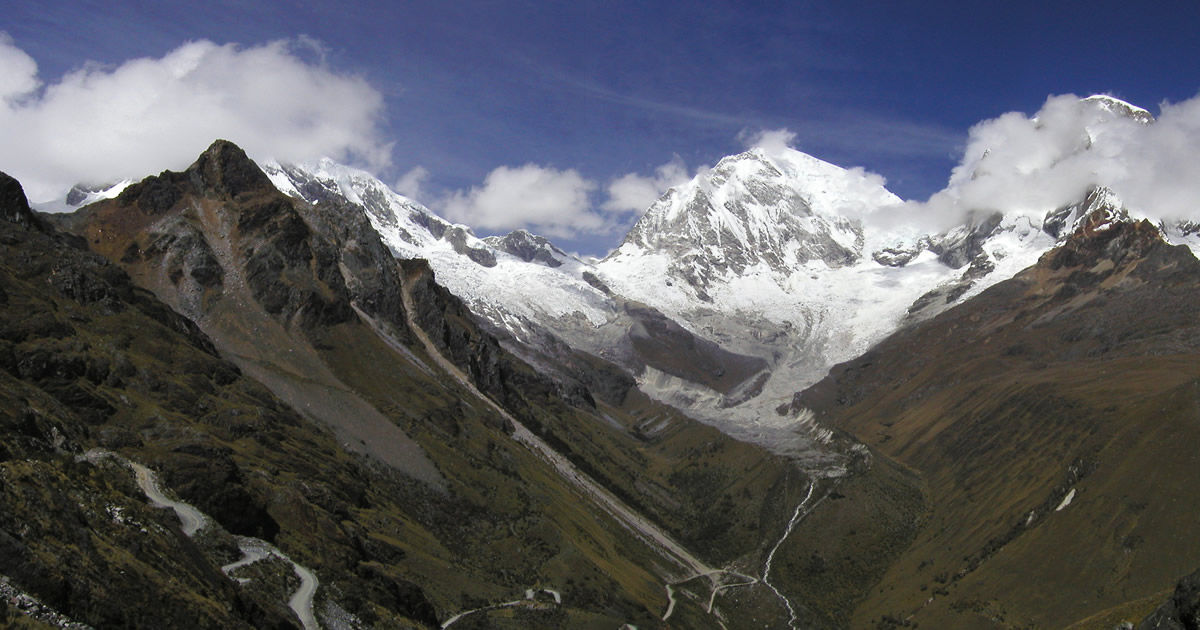 Huascarán: national park and alpine challenge