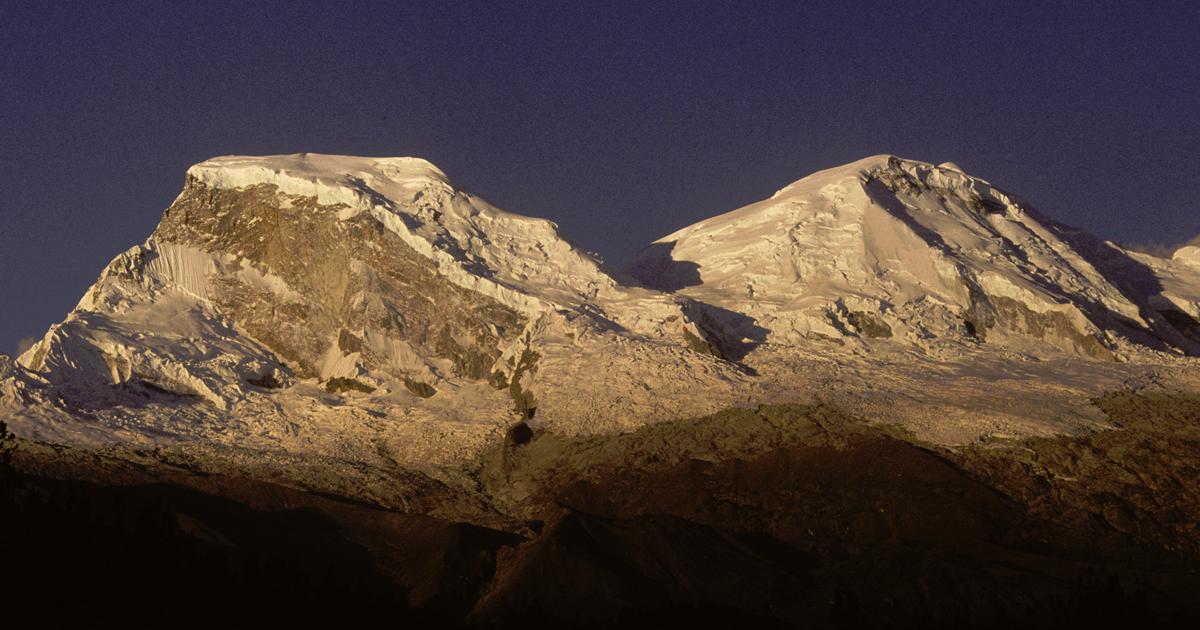 Nevado Huscarán
