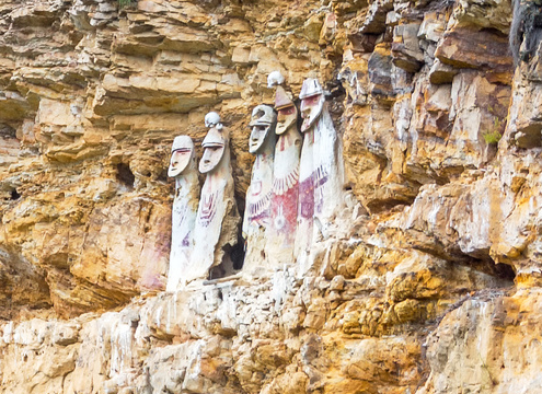 Sarkophage von Karajia