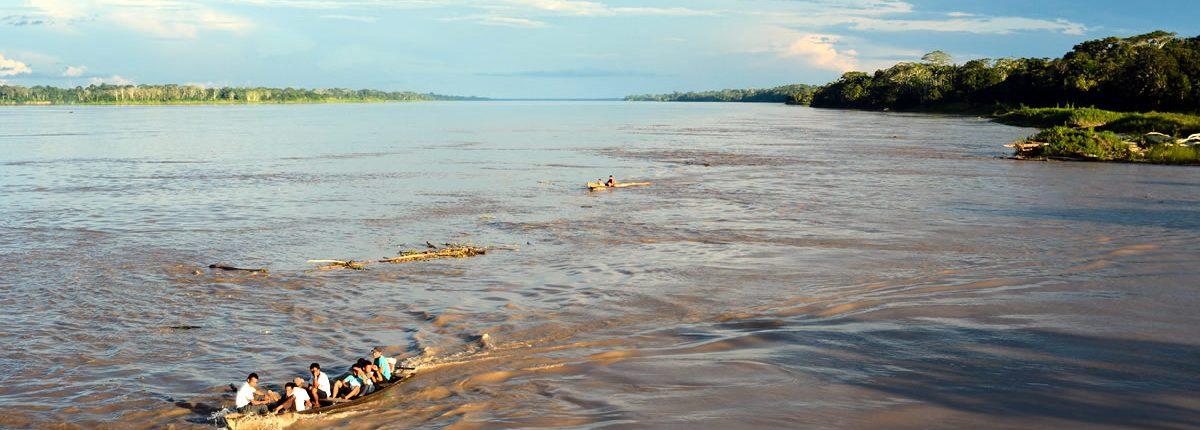 Amazonas Iquitos Leticia