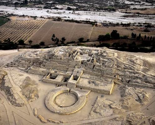 Caral – älteste Stadt des amerikanischen Kontinents