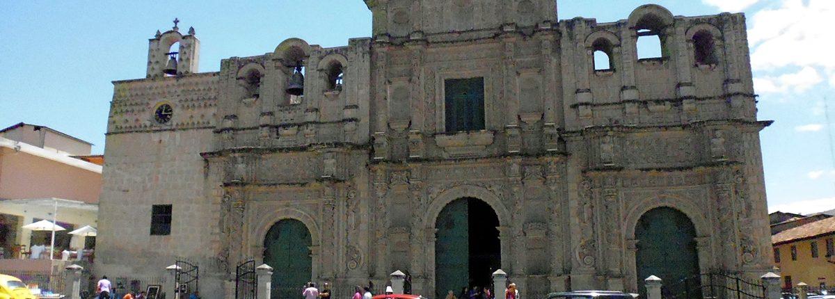 Catedral de Cajamarca aussen
