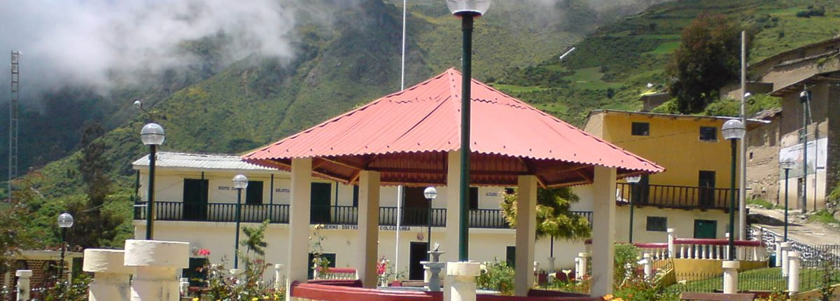 Colcabamba Huaraz Peru