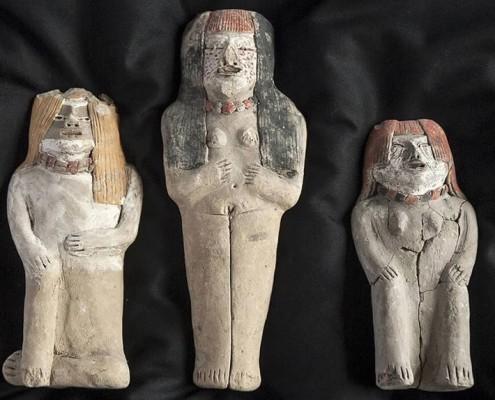Figuren aus Caral