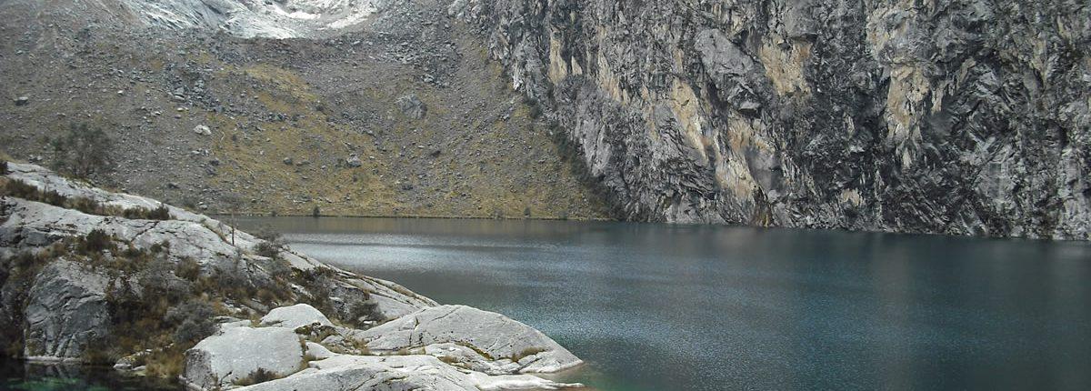 Huaraz Peru Laguna Churup