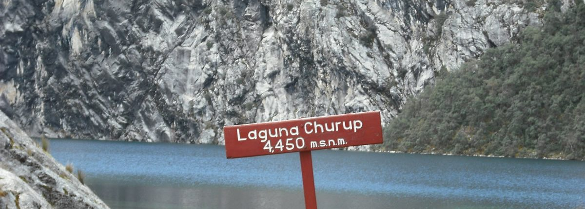 Huaraz Peru Laguna Churup 2