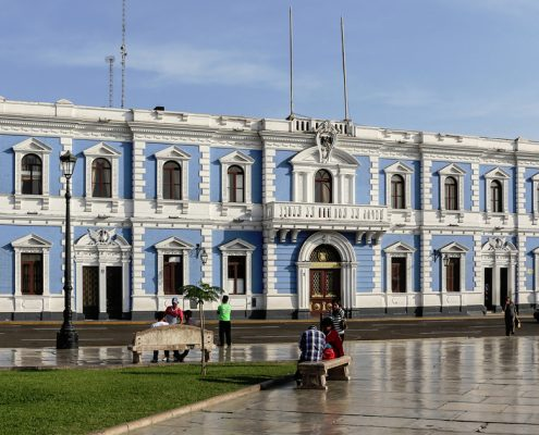 Ayuntamiento de Trujillo