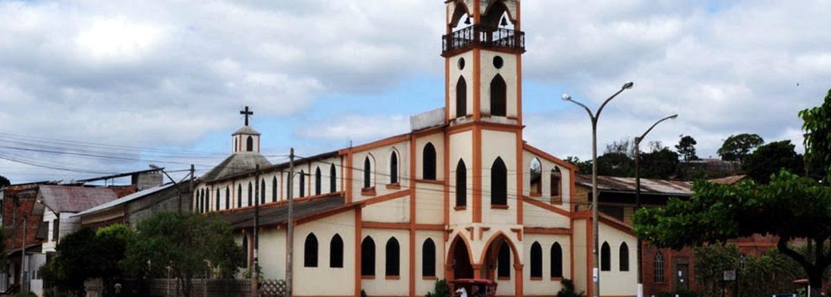 Iglesia Matriz de Contamana Loreto