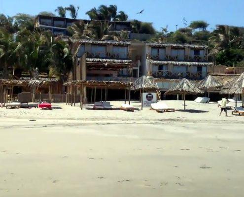 Beach tip Peru: Vichayito Beach – a paradise for kite surfers