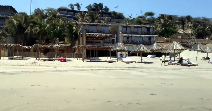 Beach tip Peru: Vichayito Beach – a paradise for kite surfers