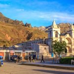 Chivay – the entrance to Colca Canyon
