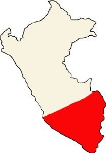 Perus Süden