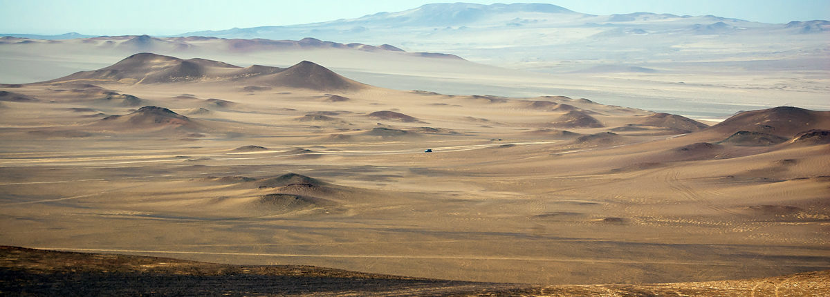 Paracas - Donde el desierto se encuentra con el mar