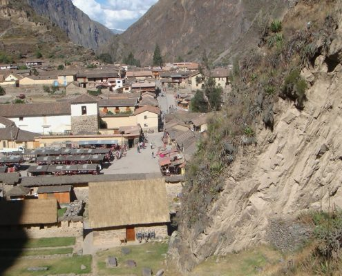 Ollantaytambo: la última ciudad en el Valle Sagrado de los Incas