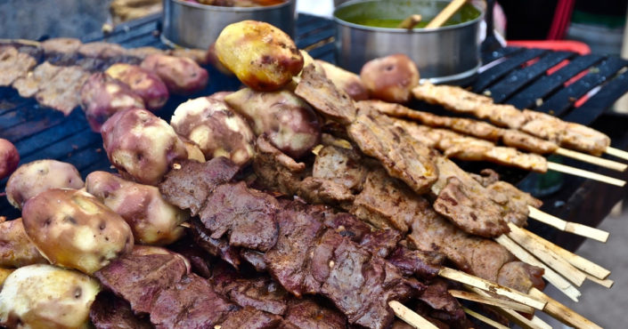 So 'tastes' Peruvian authenticity: street food in Lima