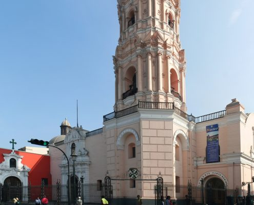 Dominican Monastery of Lima: Basilica and Convent of Santo Domingo