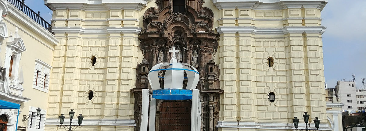 Church and Franciscan Monastery: Iglesia San Francisco in Lima