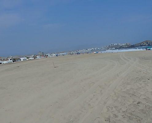 Playa Punta Negra