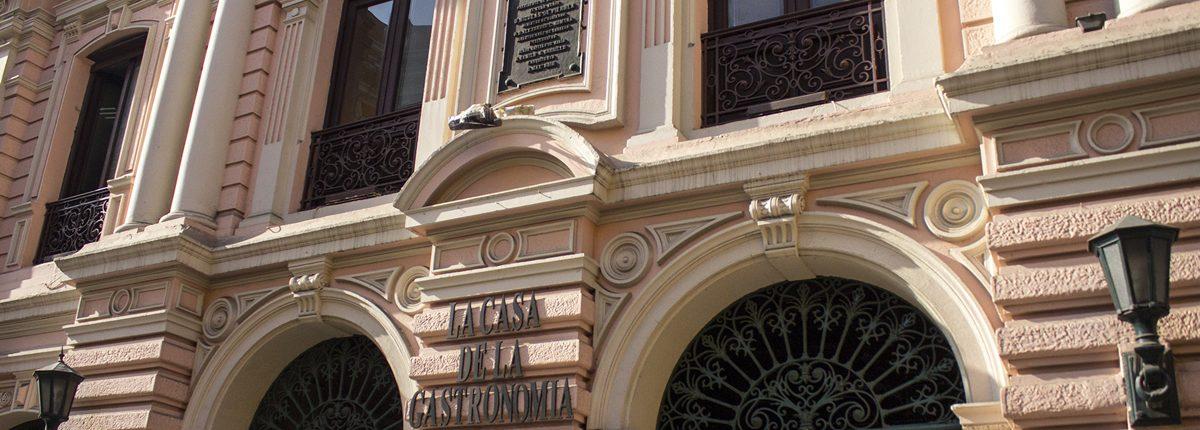 Atracciones Museo: Casa de la Gastronomía Peruana.