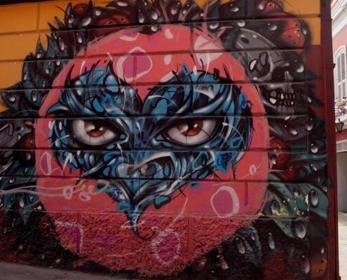 Arte en la ciudad portuaria - Callao Monumental.