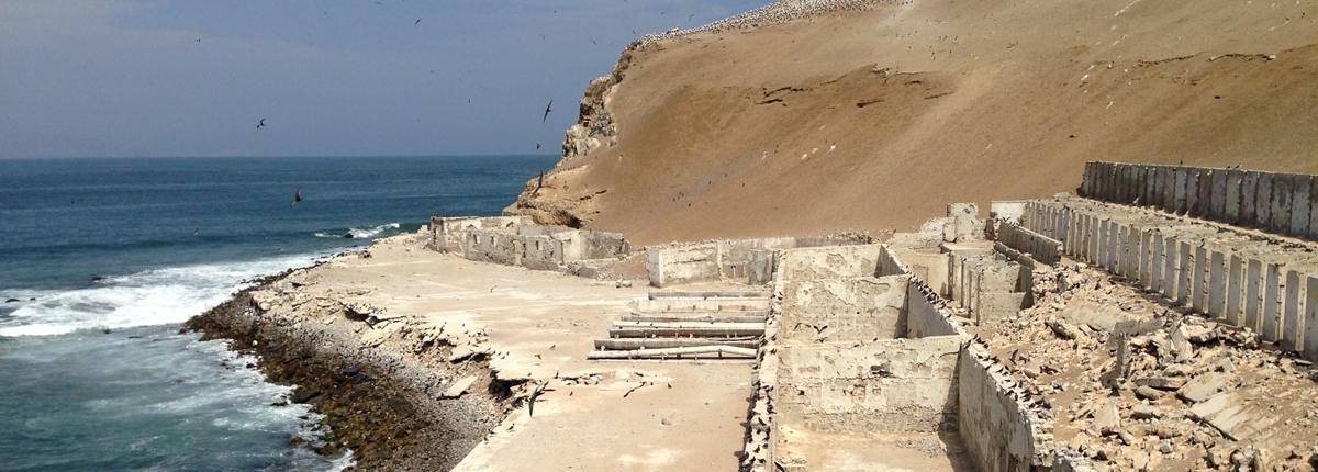 Attractions Excursion destination: the island El Frontón near Callao