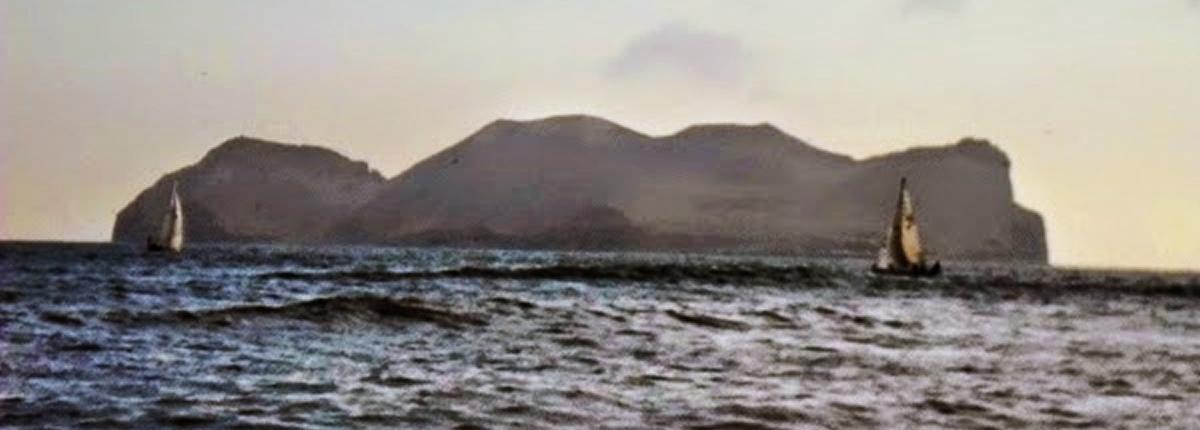 Atracciones Destino de la excursión: la isla El Frontón cerca del Callao