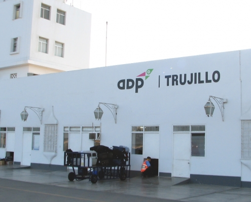 Trujillo Airport: Captain FAP International Airport Carlos Martínez de Pinillos