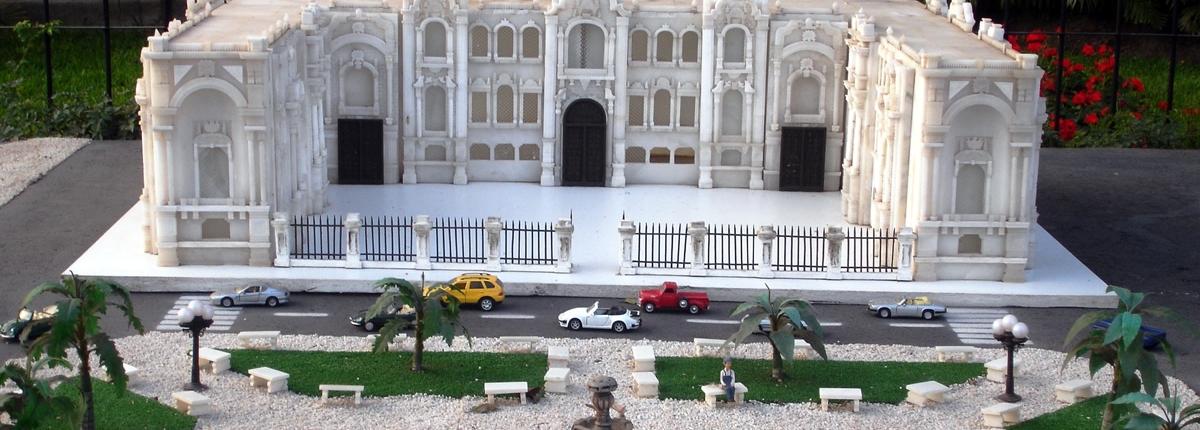 Mini Mundo: placer en Lima