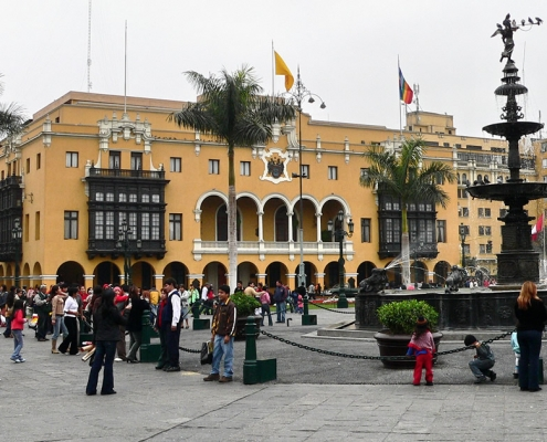 Cercado de Lima: the oldest neighborhood in Lima
