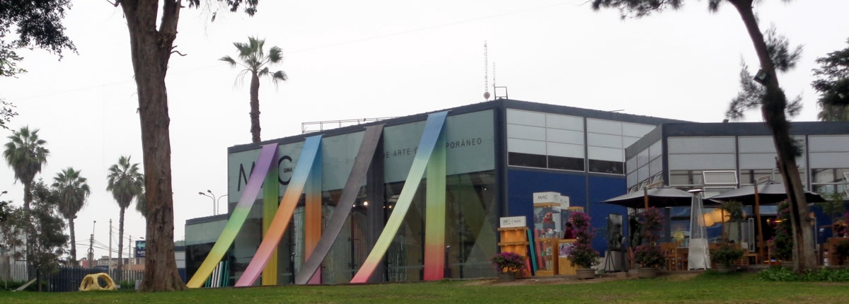 Modern side of Lima – The Museum of Contemporary Art