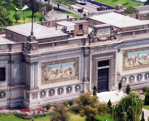 The Museo de Arte Italiano – Valuable gift for the 100th year of independence