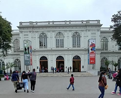 Santiago de Surco Lima