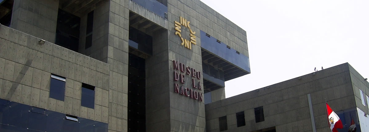 Museum and Research Facility: The Museo de la Nación
