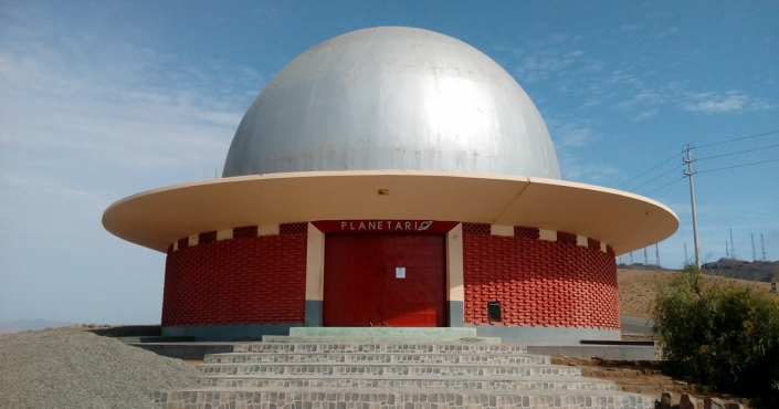 The Solar Morro Planetarium: watching stars in Lima