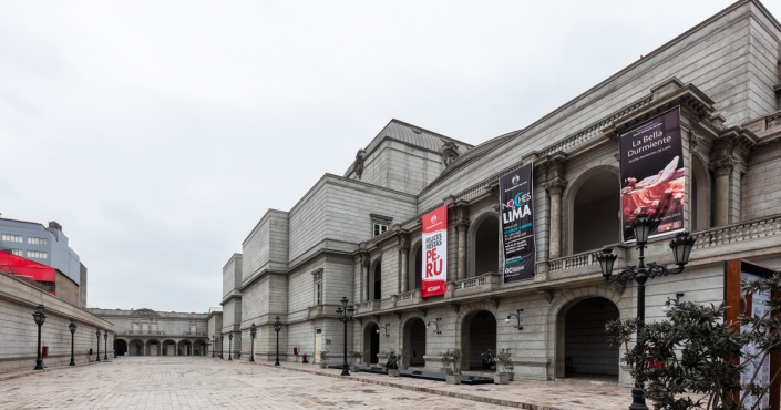 The Teatro Municipal – Limas Cultural Heart