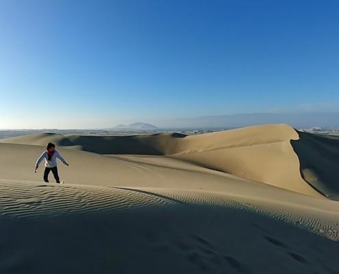 Huacachina Dünen