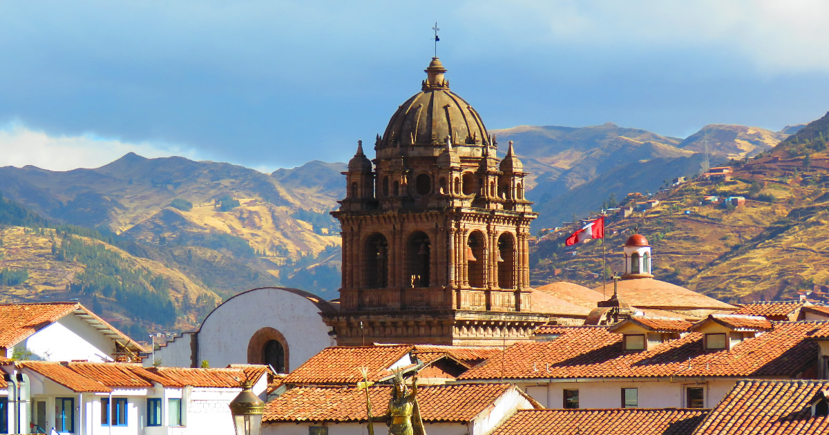 Reiseziel Cusco