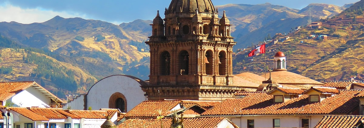 """Cusco – the """"middle of the world"""" in the Andes"""