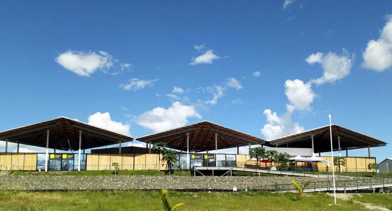 Jaen Shumba Airport Peru