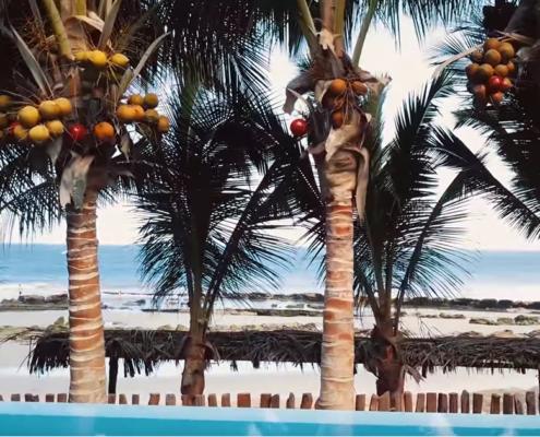 Beach tip Peru: Las Pocitas – Sun, Sea and Relaxation